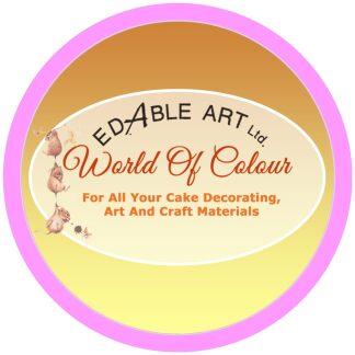Edable Art Colours