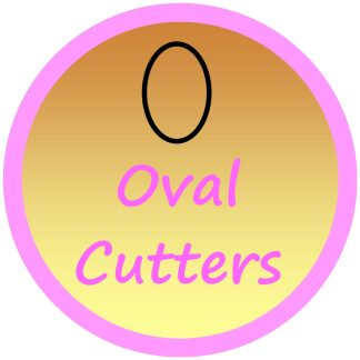 Oval Cutters