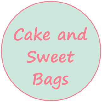 Cake and Sweet Bags
