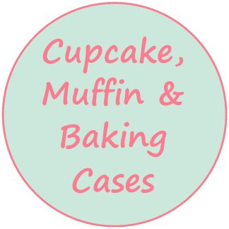 Cupcake, Muffin and Baking Cases