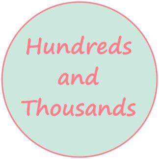 Hundreds and Thousands