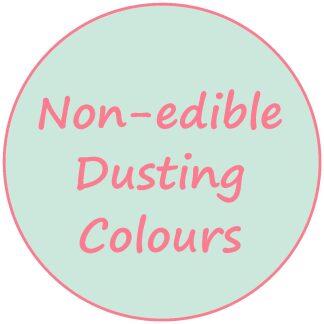 Non-edible Dusting Colours