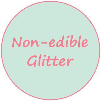 Non-edible Glitter