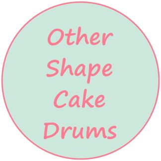 Other Shape Cake Drums