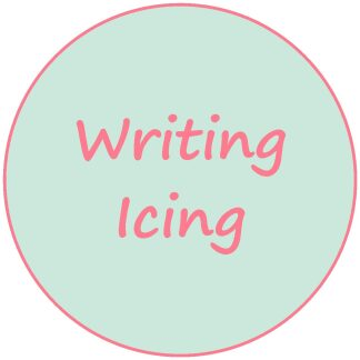 Writing Icing