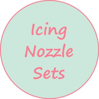 Icing Nozzle Sets