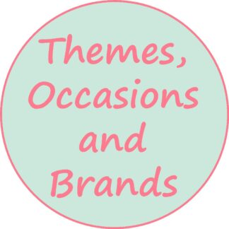 Themes; Occasions and Brands